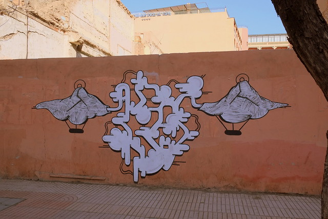 streetart | marrakech . feb 2014