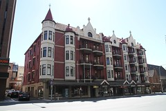 Ruthven Mansions, 2014