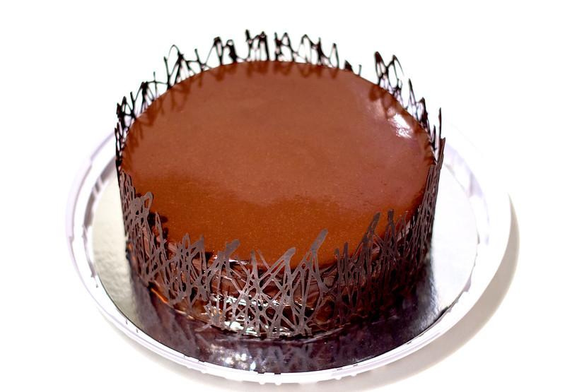 Крем шоколадный влажный торт