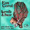 AZE Fan Coral Barrette & Decor for Genre