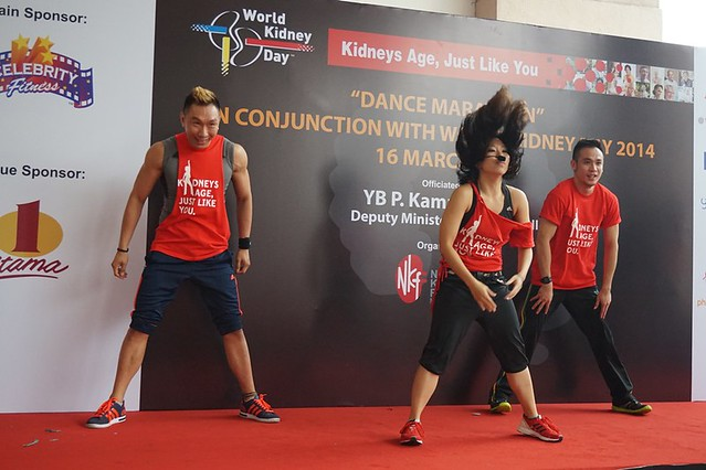 Celebrity Fitness Malaysia & National Kidney Foundation - Dance-athon-022