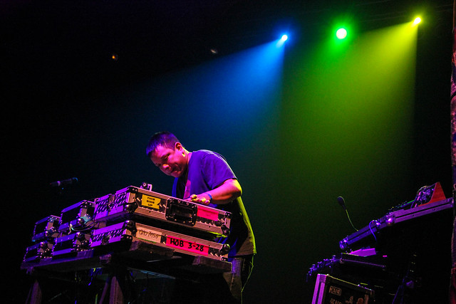 Deltron 3030 & Kid Koala @ House of Blues