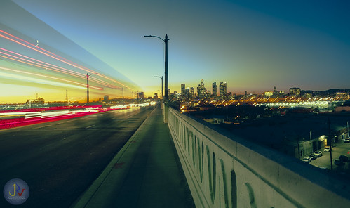 Bridge to DTLA