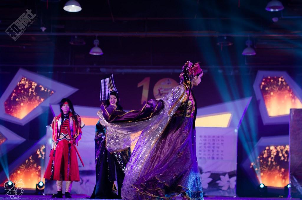 cosplay 吐槽 中国Cosplay盛典