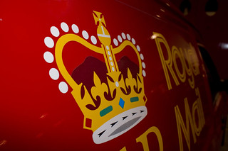 BLW Royal Mail Logo