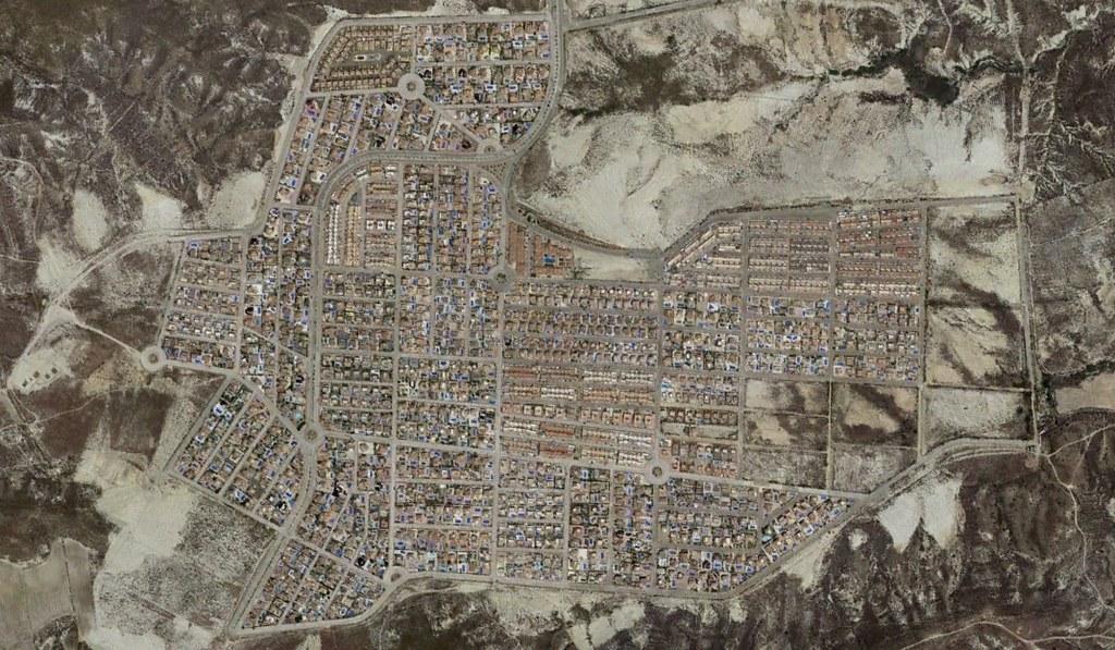 camposol, murcia, gursky, zumos, después, urbanismo, planeamiento, urbano, desastre, urbanístico, construcción, rotondas, carretera