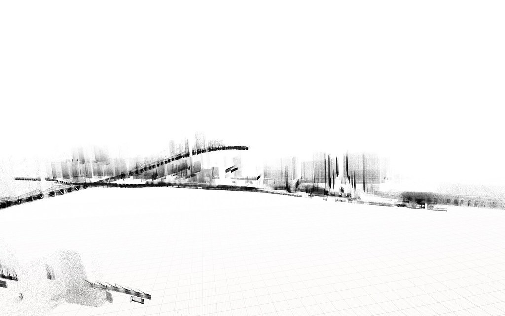 3D Reconstruction of Google Street View panoramic and depth images