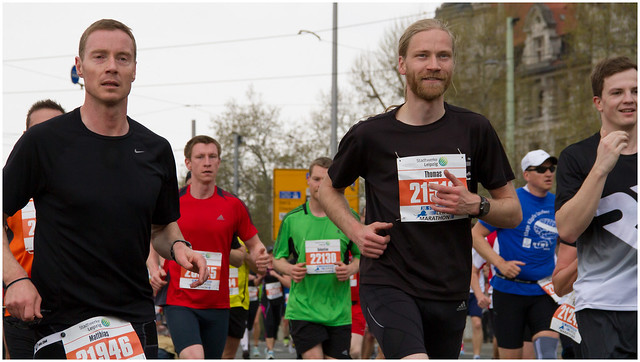 38. Stadtwerke Leipzig Half Marathon 2014