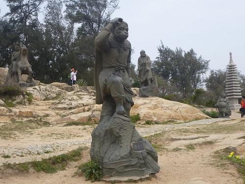 Fujian-Chongwu - Parc (23)