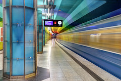 Candidplatz Metro Station