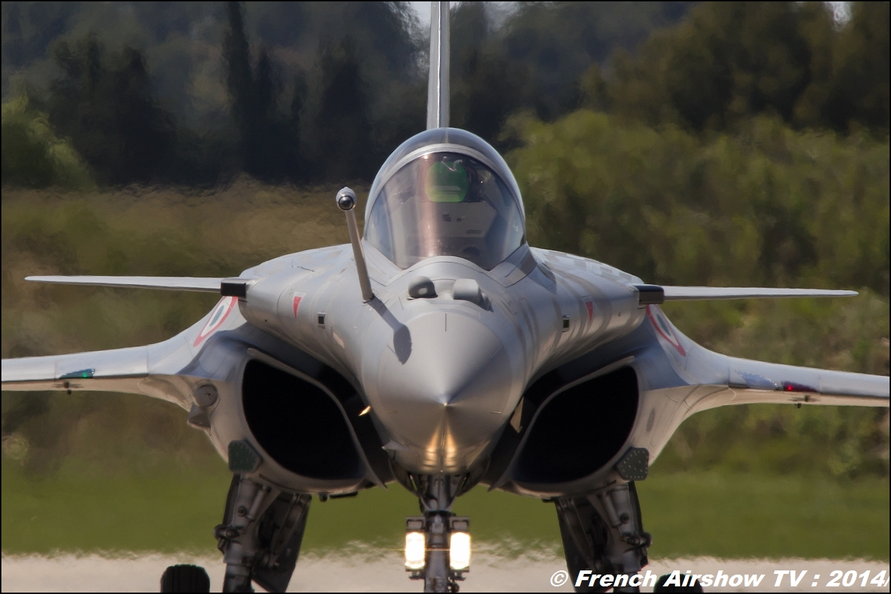 Rafale Solo Display , Meeting Aerien 2014