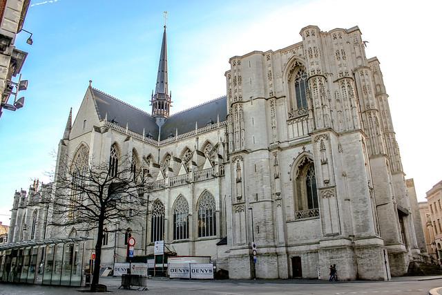 Iglesia de San Pedro de Lovaina, Bélgica