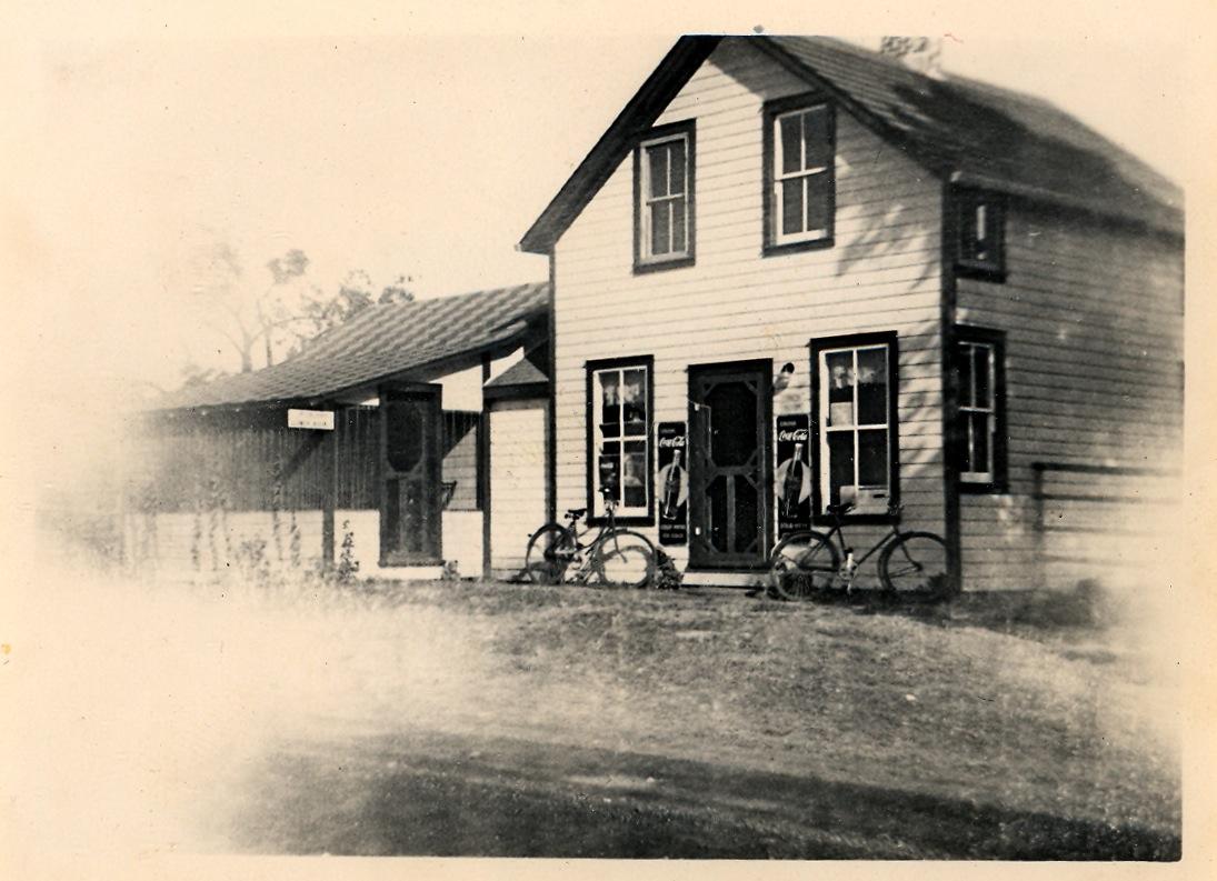 Flieler home, Highway 506 - Ontario