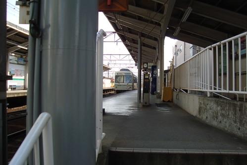 2014/05 叡山電車 ご注文はうさぎですか? ヘッドマーク車両 #03