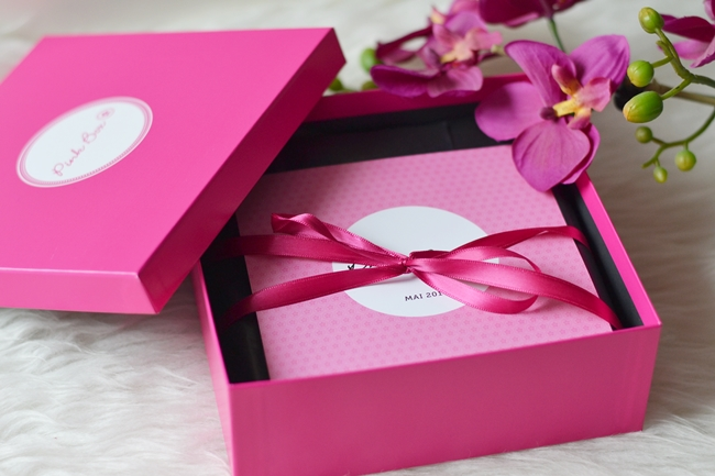 Unboxing Pinkbox Mai 2014 (2)