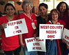 RNs, Hospital Workers, and Community Meet to Save Doctors San Pablo