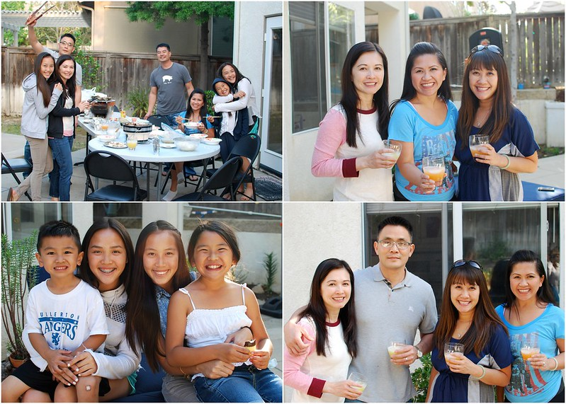 April 2014 Family Dinner