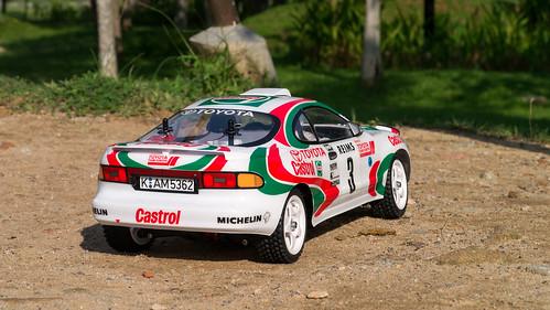 toyota - [PHOTOS] Tamiya TA02 Castrol Toyota Celica GT-Four 14194135503_b3ecf5ec5e