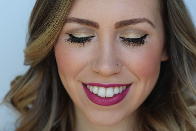 Berry Lipstick | Makeup Monday | #LivingAfterMidnite