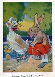 Bunny Rabbit's Diary frontispiece