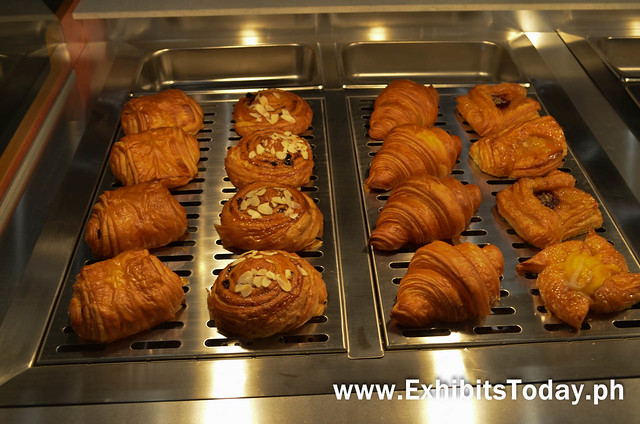 Delicious Croissants and Pastries