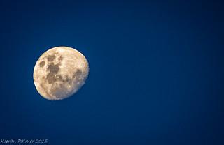 Moon - 31/1/2015