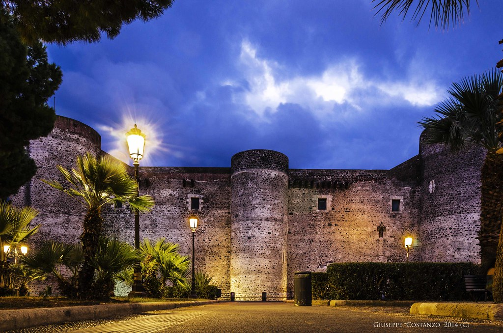 Castello Ursino...