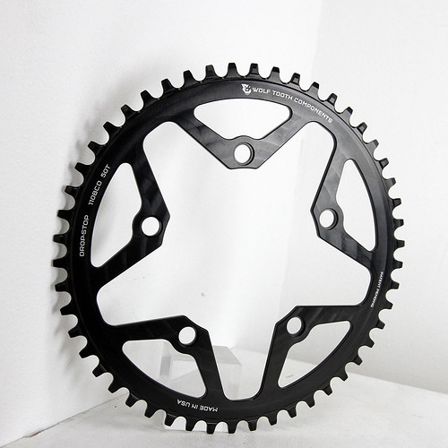Wolf Tooth Components / Drop-Stop Chainring