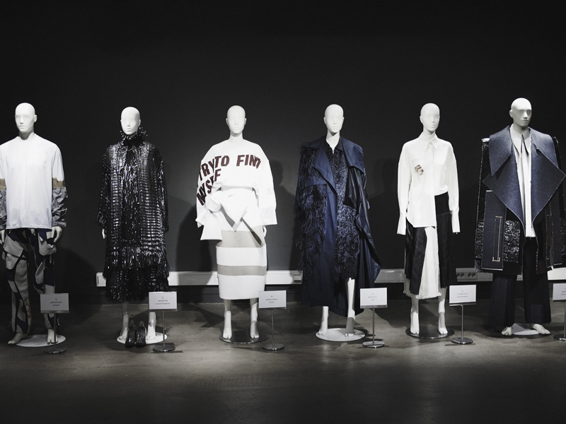 MikkoPuttonen_photodiary_Stockholm_FashionWeek_H&M_Showroom_designAward2015_finalists