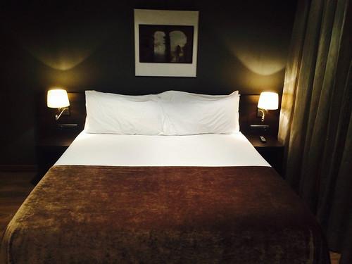 Detalle de cama