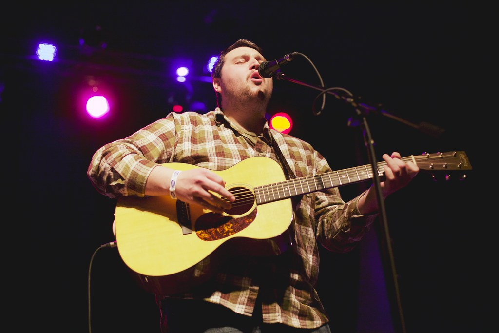 blét's Spencer McCoy and Cole Keeton at The Bourbon Theater - Take Cover | Jan. 30, 2015