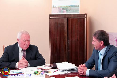 Секретар Ради, в.о. міського голови м. Кіровограда Марковський Іван Іванович (1)