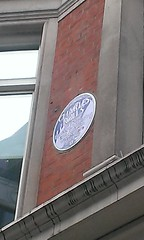 Photo of Charles Rolls blue plaque