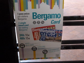 Imagen de la Bergamo Card