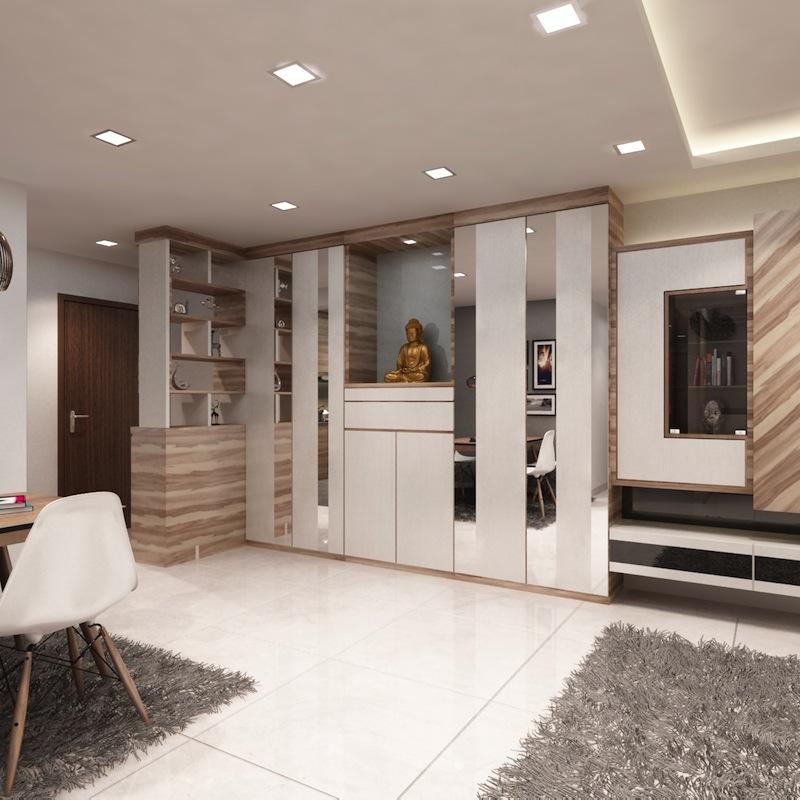 Hdb Home Design Ideas: HDB 5-Room $50K @ Tampines