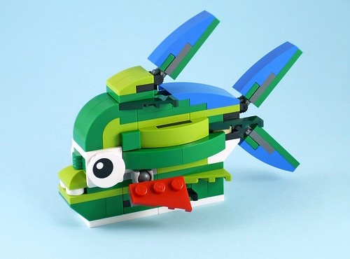 LEGO Creator 31031 Rainforest Animals 20