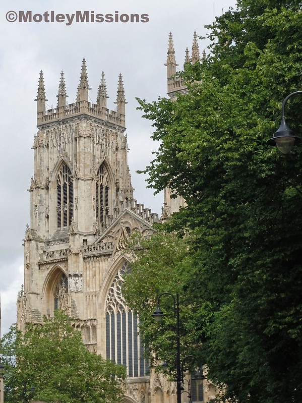 york minster outside