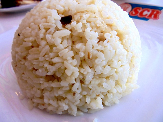SCR rice