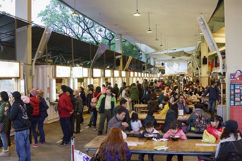 原來圓山公園也有個小食亭