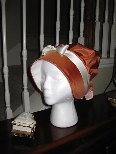 1800s Bonnet - Front