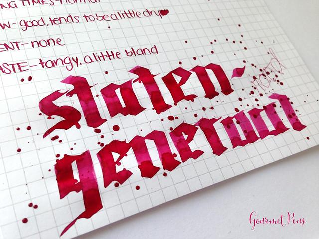 P.W Akkerman Staten-Generaal Rood Ink (9)