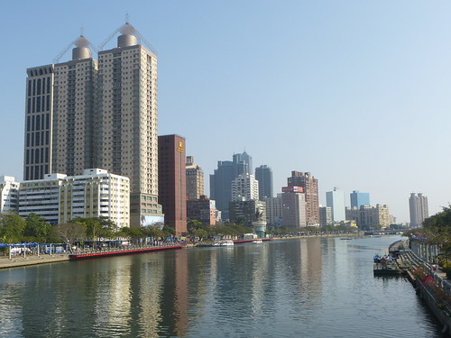 Ta-Kaohsiung-ville-Love River (52)