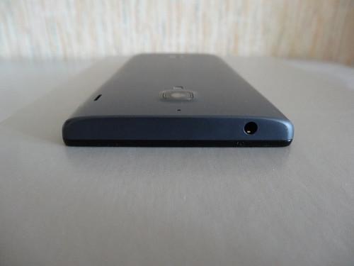 Xiaomi Redmi 1S, вид сверху