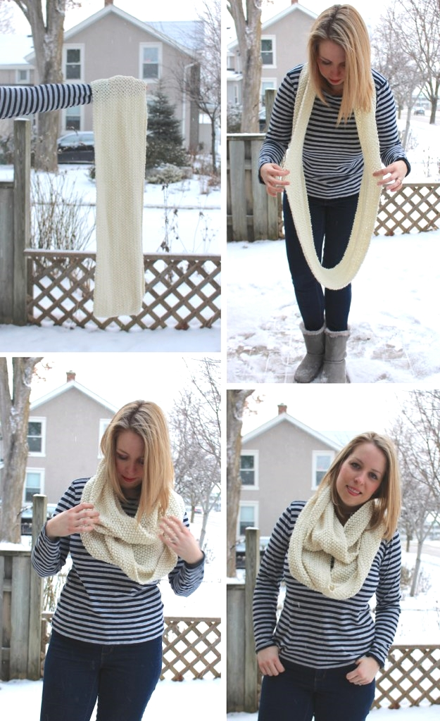 how-to-knit-infinity-scarf