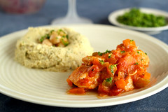 Skinny Osso Buco Chicken with Chickpea Puree – �…