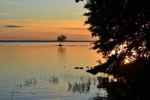 autumn sunset lake st finland geotagged evening september fin 2011 säkylä pyhäjärvi satakunta pihlava 201109 20110903 geo:lat=6103888300 geo:lon=2233099900