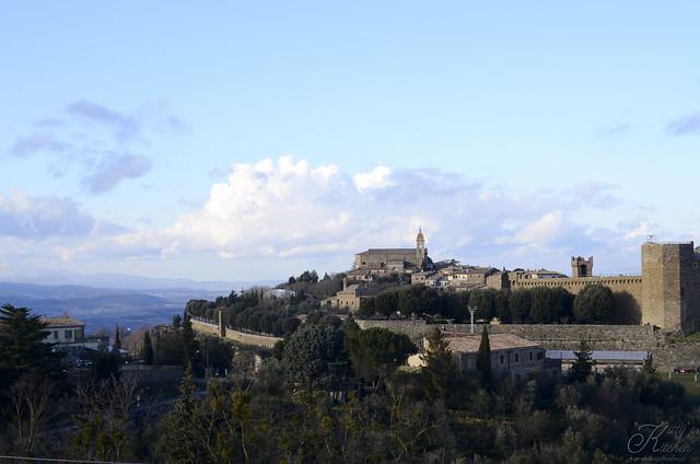 Montalcino e il Brunello
