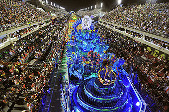 Carnaval Rio de Janeiro 1 (LATAM Airlines)