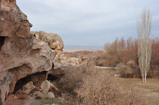Open Palace,  Acik Saray, Cappadocia (Kapadokya Turkey) 243