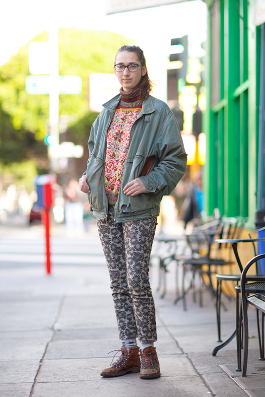 tamar 24th Street, Quick Shots, San Francisco, street fashion, street style, women